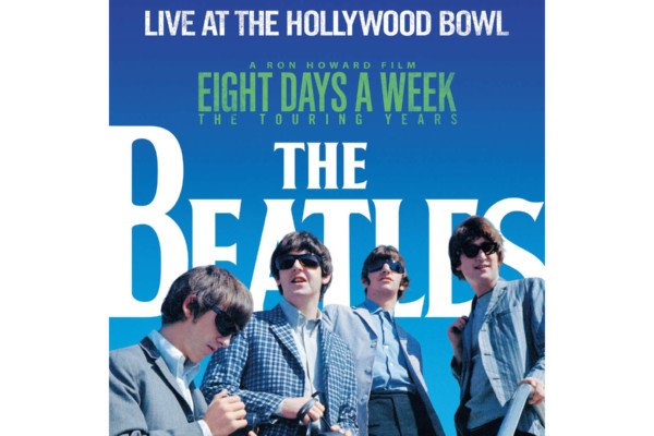 """Remastered Beatles """"Live at The Hollywood Bowl"""" Released"""