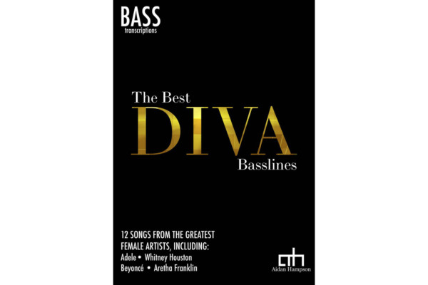 Aidan Hampson Releases Diva Bass Line Transcriptions