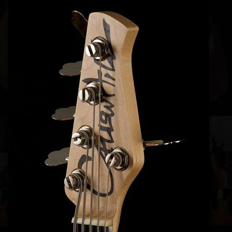 Callowhilll Bass Headstock