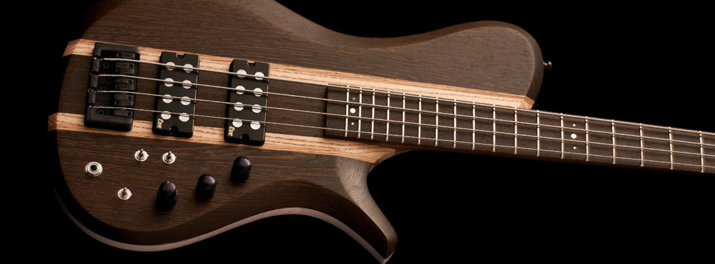 Eve Guitars Lunna Bass