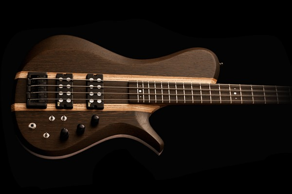 Eve Guitars Introduces the Lunna Bass