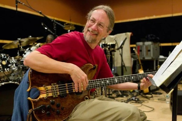"Bass Transcription: Jimmy Johnson's Bass Line on Allan Holdsworth's ""Spokes"""