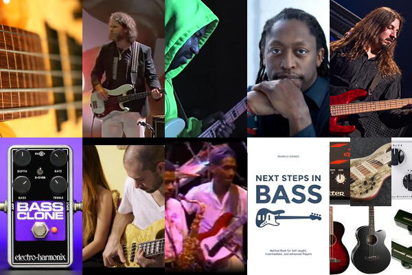 Weekly Top 10: Memorizing the Fretboard, Bryan Beller Podcast, Top Bass Videos, Gear and More