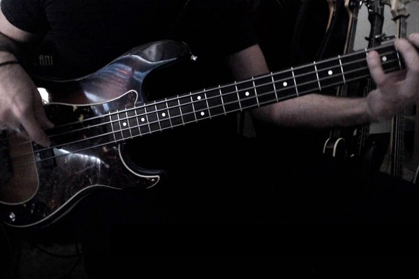 Andrea Caggiari: James Brown Funk Bass Lines