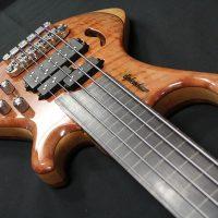 Bass of the Week: Cunningham Bass & Guitarz RLJ-5 Splendour Jazz Bass