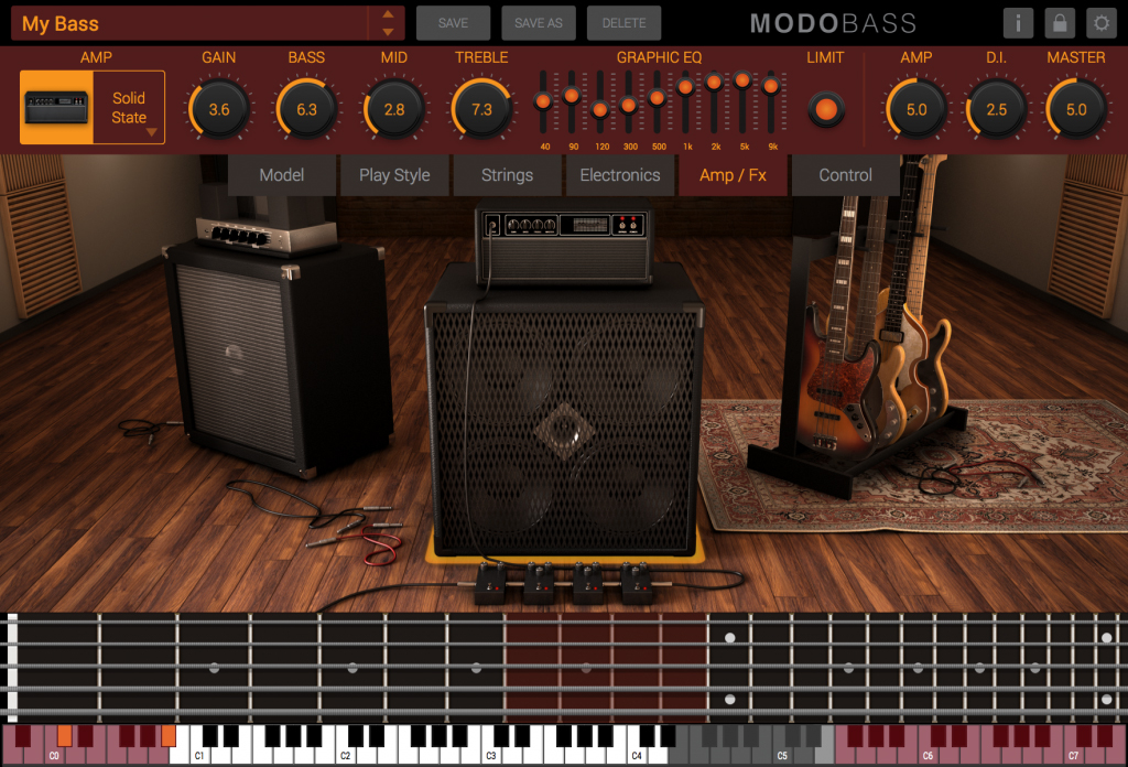 IK Multimedia Introduces MODO Bass Virtual Instrument – No