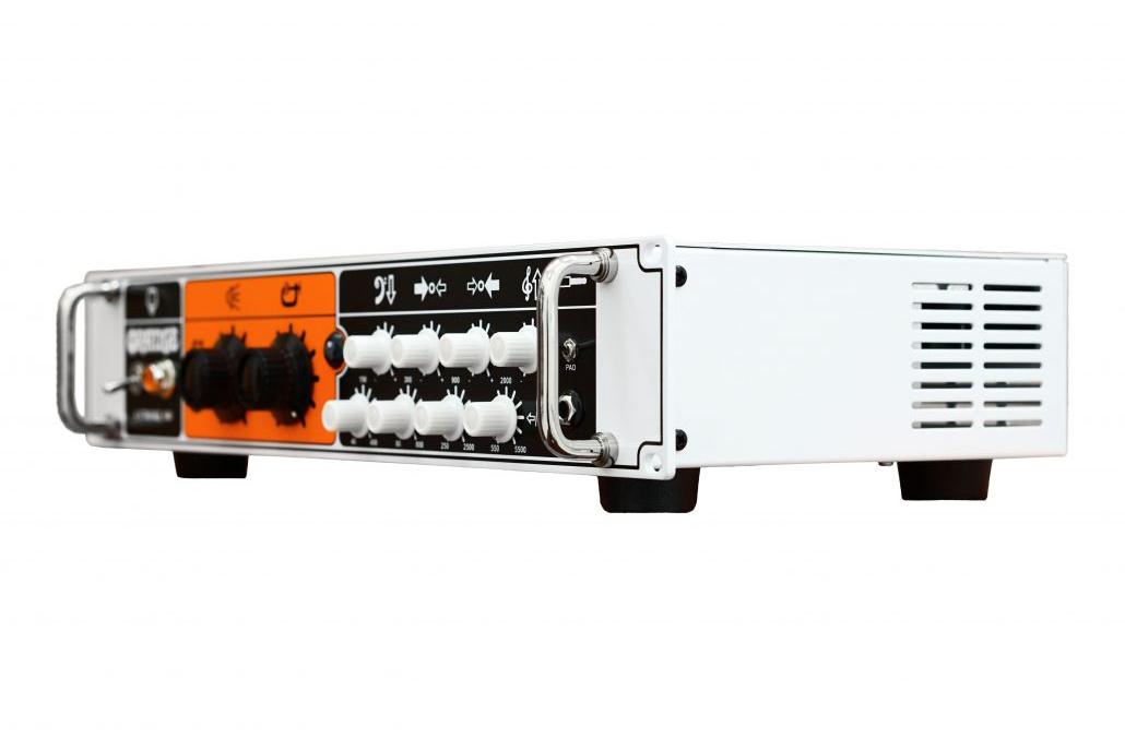 Orange 4-Stroke 300-Watt Bass Amp Angle