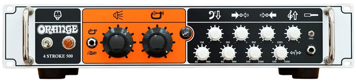 Orange 4-Stroke 300-Watt Bass Amp