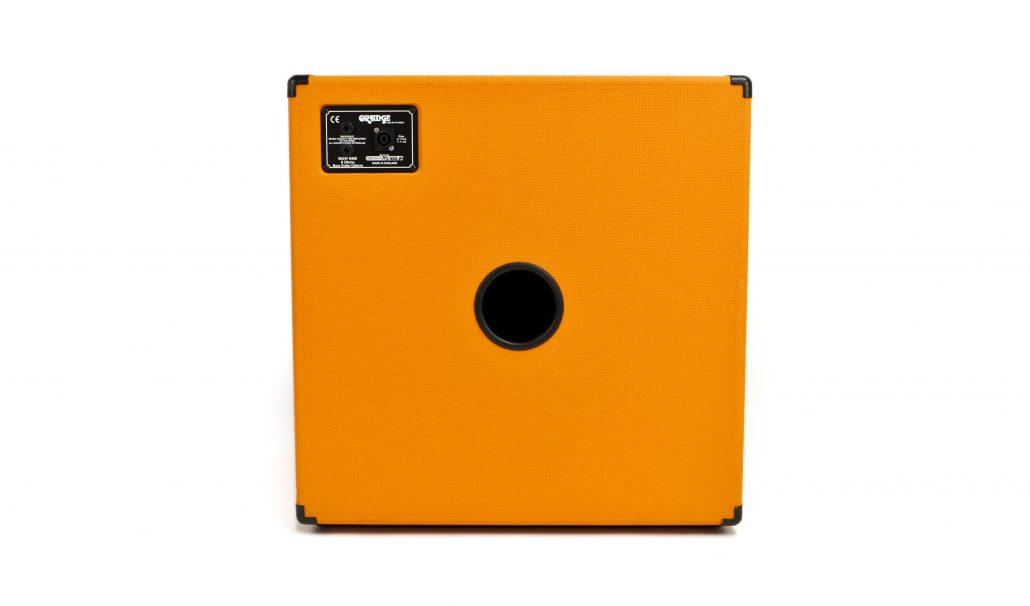 Orange OBC410 Bass Cabinet Back