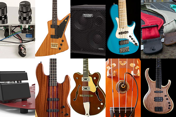 Bass Gear Roundup: The Top Gear Stories in November 2016