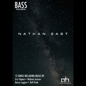 Aidan Hampson Releases Best of Nathan East Transcription Book