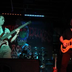 Ryan Martinie and Soften The Glare Ready Debut Album