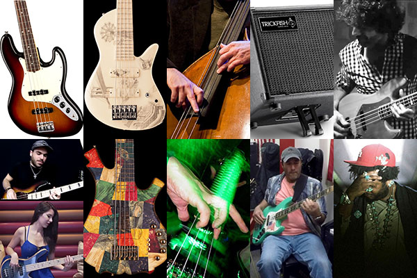 Weekly Top 10: New Bass Gear, Scale Excercise, Top Videos and More