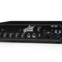 Aguilar Amplification Unveils AG 700 Bass Amplifier
