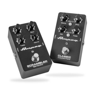 Ampeg Introduces Two New Bass Pedals at NAMM