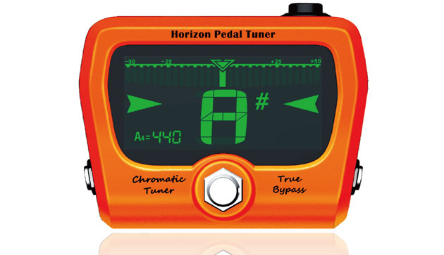 Gogo Tuners Limited Edition Horizon Pedal Tuner