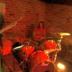 Rebecca Johnson Band: Bass and Drum Solo