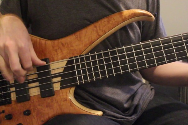 Stuart Clayton: Giants of Bass – Stuart Zender