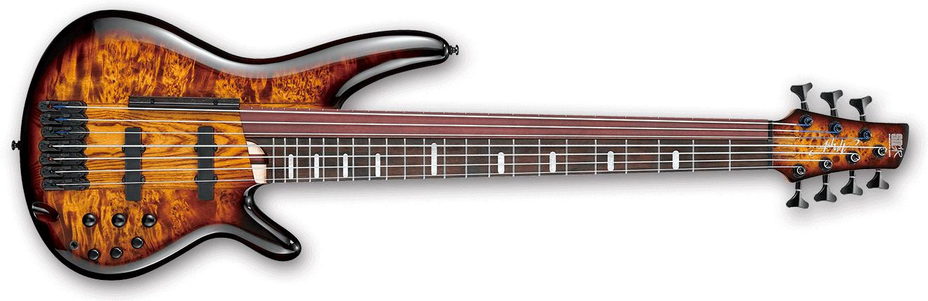 Ibanez Ashula SRAS7 Hybrid Fretted-Fretless Bass