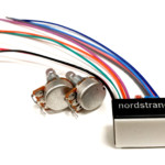 Nordstrand Pickups Introduces the 2b+ Preamp