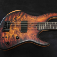 AC Guitars Introduces RetroB Bass