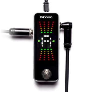 D'Addario Announces Chromatic Pedal Tuner