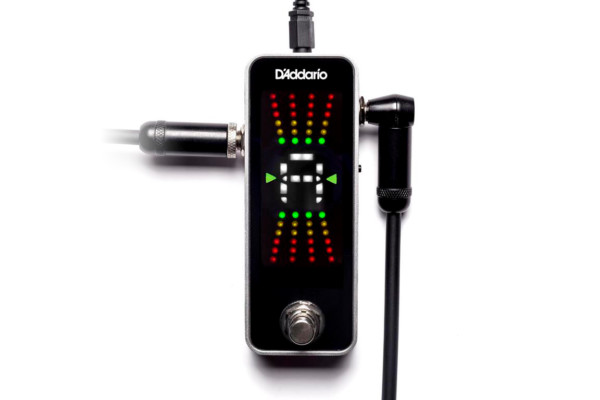 D'Addario Announces Chromatic Pedal Tuner