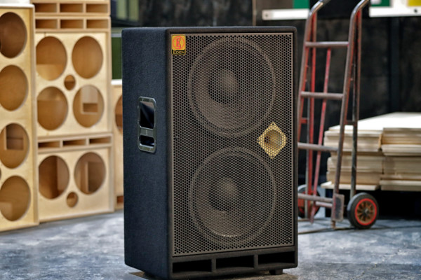 Eden Unveils Limited Edition P-Series Bass Cabinets