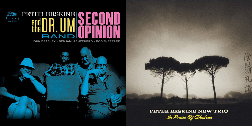 Peter Erskine: Second Opinion and In Praise of Shadows