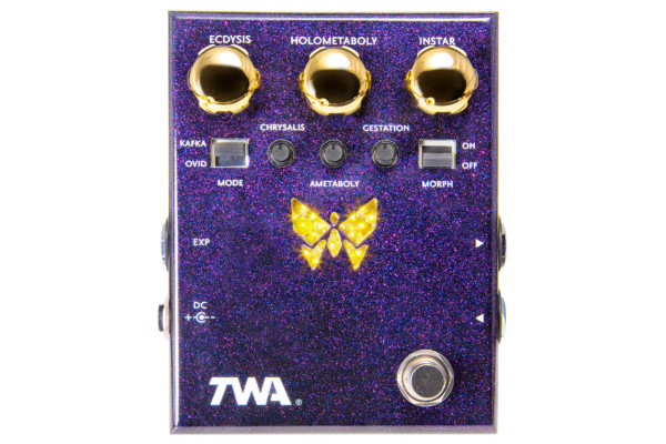 TWA Introduces the DM-02 Dynamorph