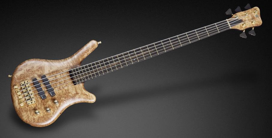 Warwick Thumb NT 5 Limited Edition 2017 Bass