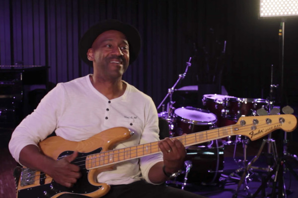 Marcus Miller: How To Improvise a Solo