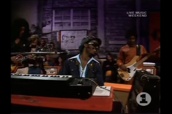 Stevie Wonder: Live on Musikladen/Beat Club, 1974