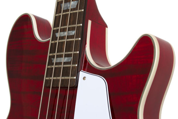 Epiphone Unveils Limited Edition 20th Anniversary Jack Casady Bass