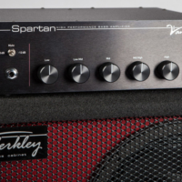 Vanderkley Amps Introduces Spartan Bass Amp and 210LNT Neolite Cabinet