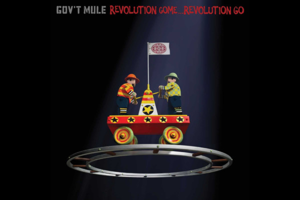 "Gov't Mule Returns with ""Revolution Come… Revolution Go"""