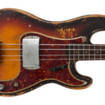 James Jamerson Bass Sold at Auction