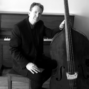 Tom Kennedy double bass and piano
