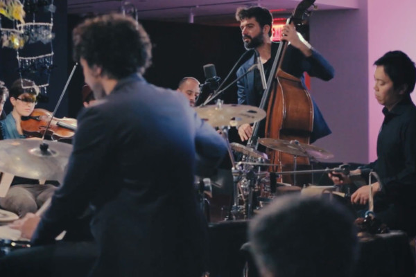 "Video Premiere: Petros Klampanis's ""Shades of Magenta"""
