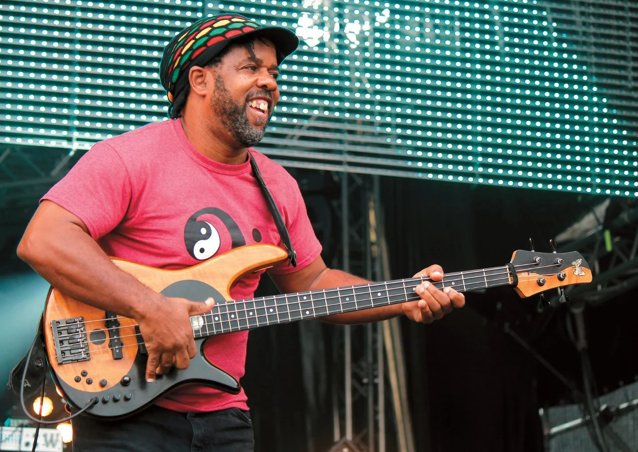 Victor Wooten to Record Bass for Revived Nitro Glam Metal