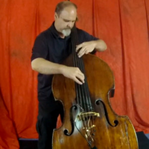 """Donovan Stokes: Upright Bass Cover of Cliff Burton's """"Anesthesia (Pulling Teeth)"""""""