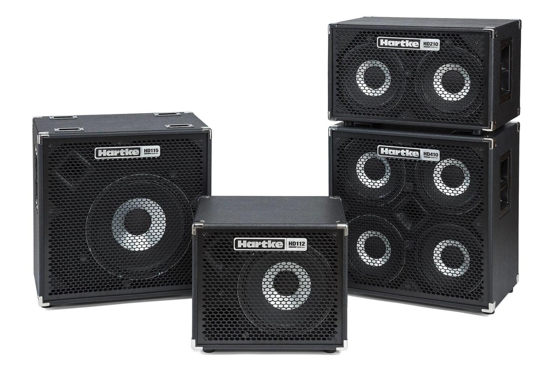Hartke Enhanced HyDrive Bass Cabinets