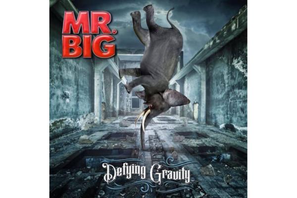 "Mr. Big Releases ""Defying Gravity"""