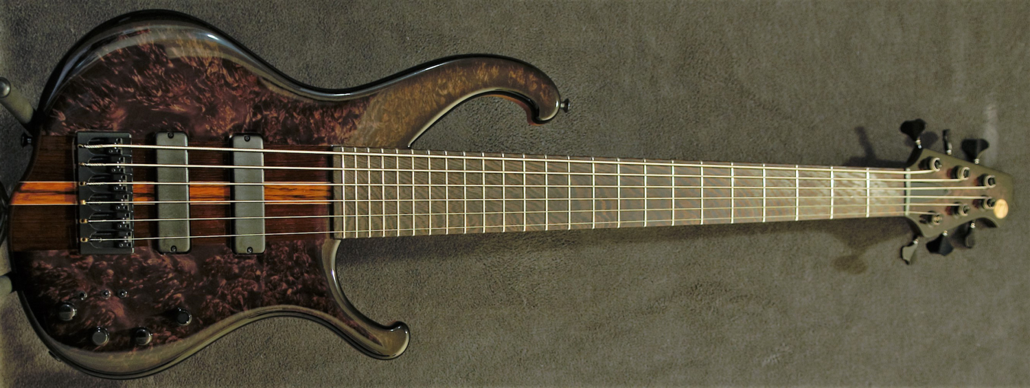 Muckelroy Six-String Solo Bass