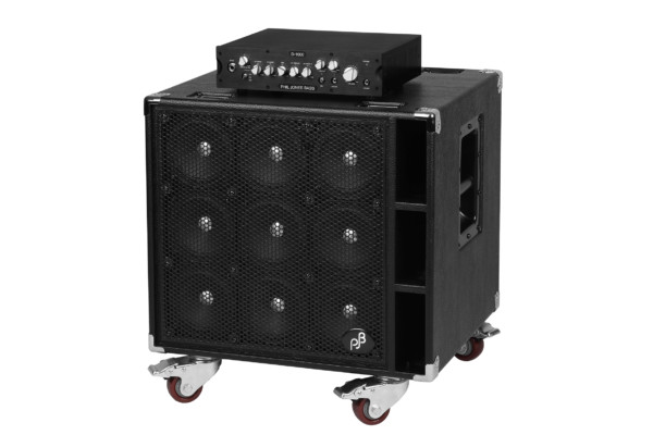 Phil Jones Bass Introduces D-1000 Amp and C9 Bass Cabinet