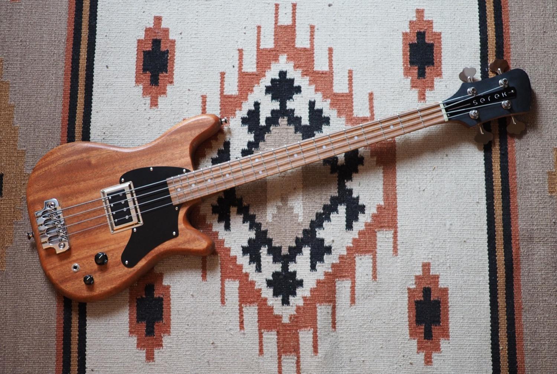 Serek Basses Midwestern 2 Bass