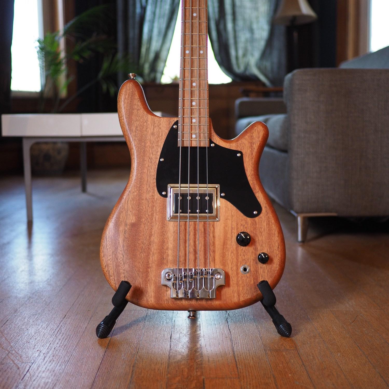 Serek Basses Midwestern 2 Bass Body