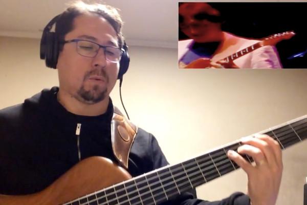 "Bass Transcription: Jimmy Johnson's Bass Line on Alan Holdsworth's ""Tokyo Dream"""