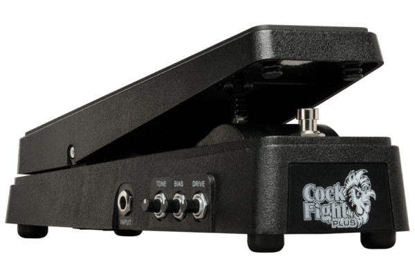 Electro-Harmonix Now Shipping the Cock Fight Plus Wah/Fuzz