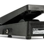 Electro-Harmonix Unveils Dual Expression Pedal